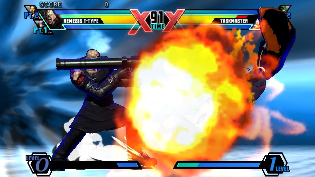 """""""Ultimate Marvel vs Capcpm 3"""" [PS Vita] - Nemesis"""