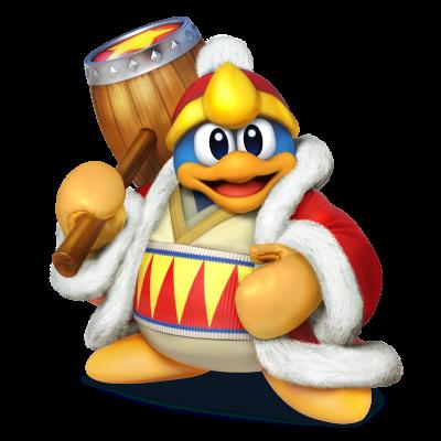 Super Smash Bros for Wii U and 3DS: King Dedede