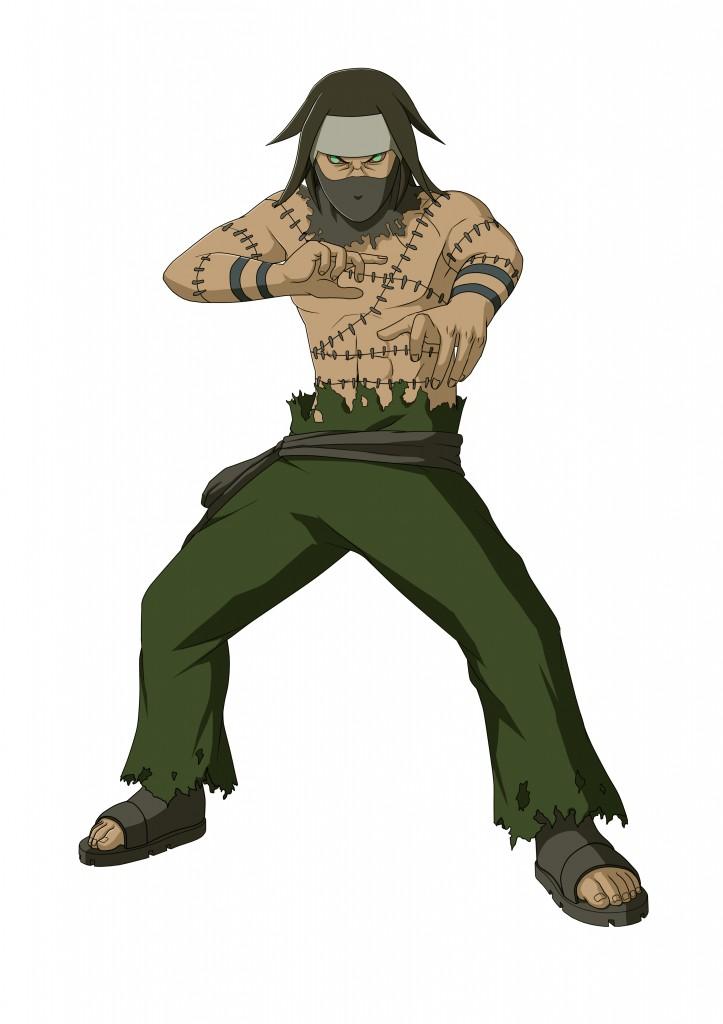 Naruto Shippuden: Ultimate Ninja Storm Revolution - Akatsuki - Kakuzu - Masashi Kishimoto