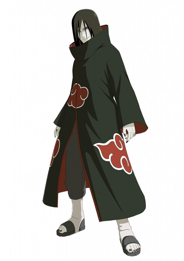 Naruto Shippuden: Ultimate Ninja Storm Revolution - Akatsuki - Orochimaru