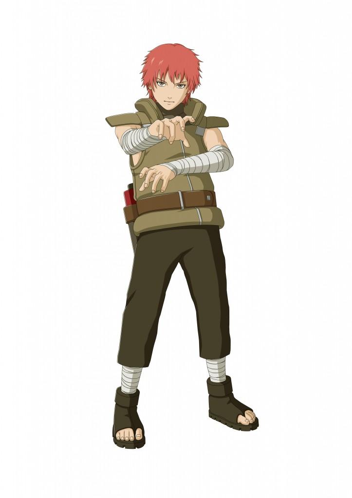 """""""Naruto Shippuden: Ultimate Ninja Storm Revolution"""" - Sasori before Akatsuki"""