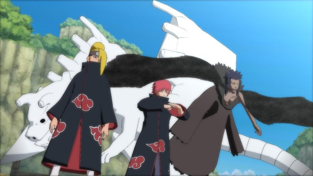Naruto Shippuden: Ultimate Ninja Storm Revolution - Akatsuki - 27