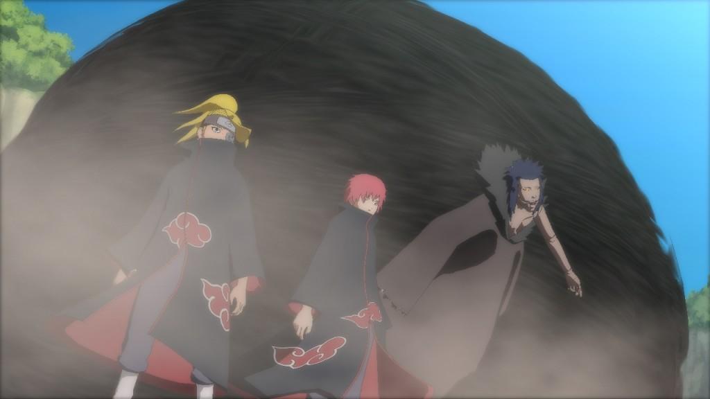 Naruto Shippuden: Ultimate Ninja Storm Revolution - Akatsuki - 28