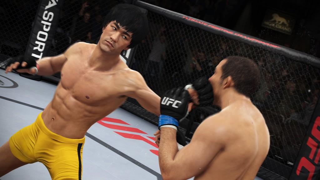 Bruce Lee / EA Sports UFC